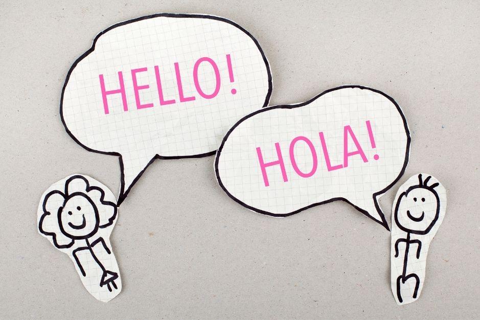 aprender español Entrelenguas las mejores formas