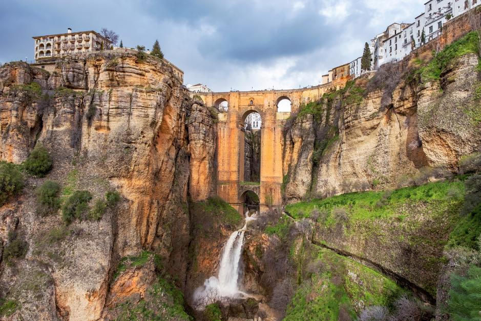 Ronda programas de inmersion linguistica españa español malaga andalucia entrelenguas aprender español